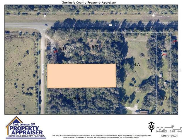 2515 Richmond Ave, Sanford, FL 32773 (MLS #O5950066) :: Griffin Group