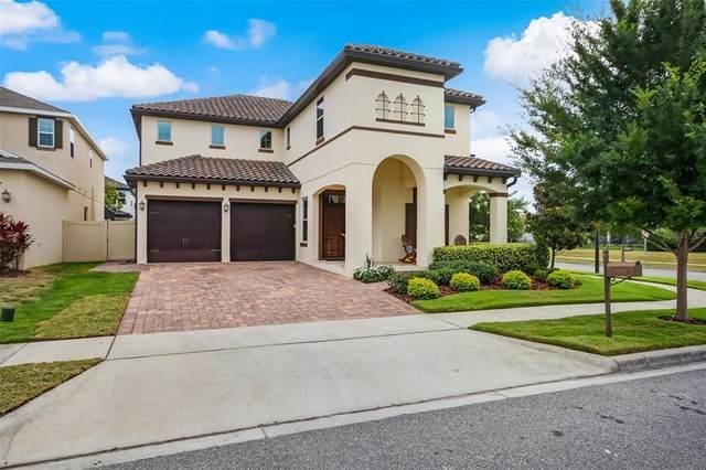 8725 Crescendo Ave, Windermere, FL 34786 (MLS #O5950085) :: MavRealty