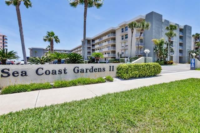 4151 S Atlantic Avenue #308, New Smyrna Beach, FL 32169 (MLS #O5950103) :: Cartwright Realty