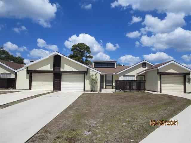 1672 SE Gainswood Court, Port Saint Lucie, FL 34952 (MLS #O5950171) :: Expert Advisors Group