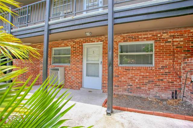 851 Miles Avenue #5, Winter Park, FL 32789 (MLS #O5950173) :: Stellar Home Sales