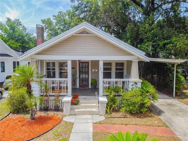 1419 E Ridgewood Street, Orlando, FL 32803 (MLS #O5950191) :: Cartwright Realty