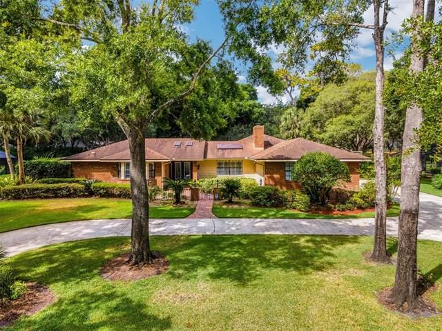 205 N Sweetwater Cove Boulevard, Longwood, FL 32779 (MLS #O5950215) :: Stellar Home Sales