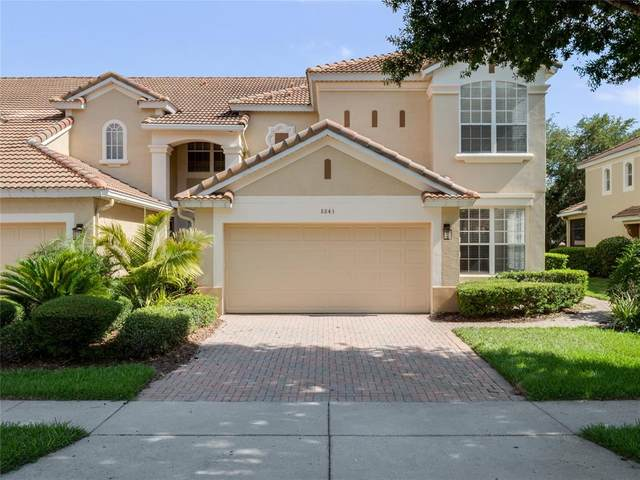 8843 Via Bella Notte, Orlando, FL 32836 (MLS #O5950307) :: Everlane Realty