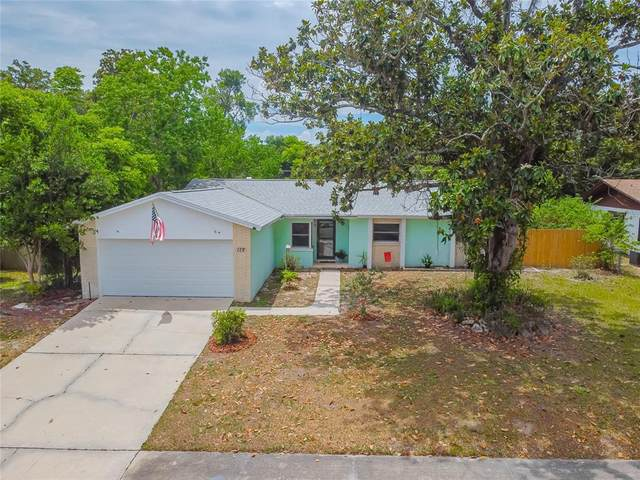 128 Peacock Drive, Altamonte Springs, FL 32701 (MLS #O5950416) :: Zarghami Group