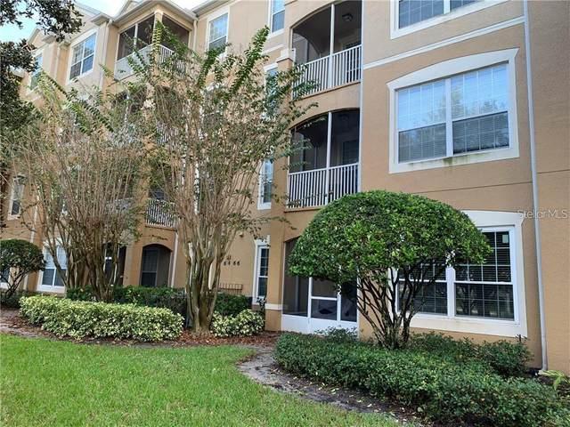 6466 Cava Alta Drive #309, Orlando, FL 32835 (MLS #O5950442) :: Godwin Realty Group