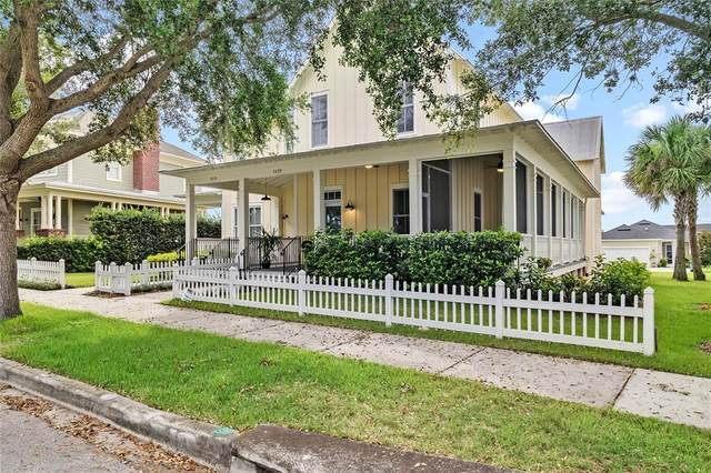 1429 Eastover Loop, Winter Garden, FL 34787 (MLS #O5950457) :: The Robertson Real Estate Group