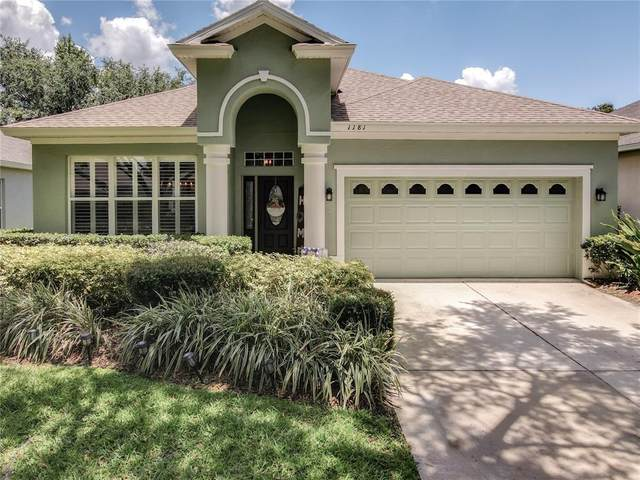 1181 Chessington Circle, Lake Mary, FL 32746 (MLS #O5950500) :: Everlane Realty