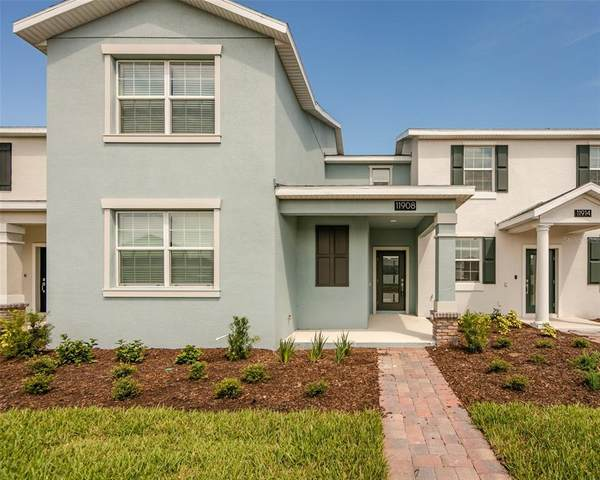 11908 Architecture Alley, Orlando, FL 32832 (MLS #O5950591) :: Godwin Realty Group