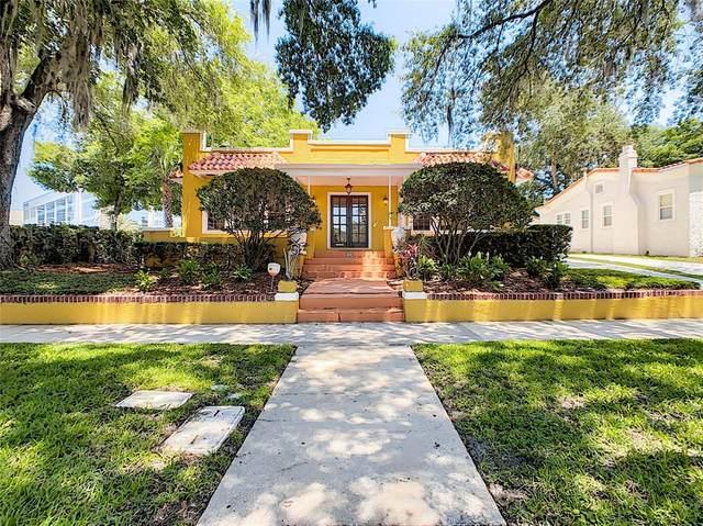 121 Wisteria Avenue, Orlando, FL 32806 (MLS #O5950625) :: Cartwright Realty