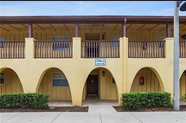 730 E Michigan Street #134, Orlando, FL 32806 (MLS #O5950770) :: Your Florida House Team