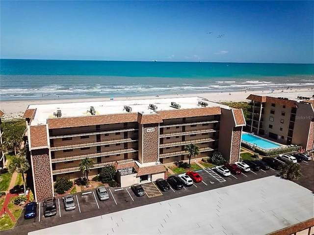 8498 Ridgewood Avenue #2105, Cape Canaveral, FL 32920 (MLS #O5950779) :: McConnell and Associates
