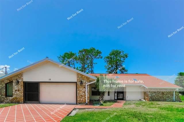 13 Westcliffe Lane, Palm Coast, FL 32164 (MLS #O5950796) :: Lockhart & Walseth Team, Realtors