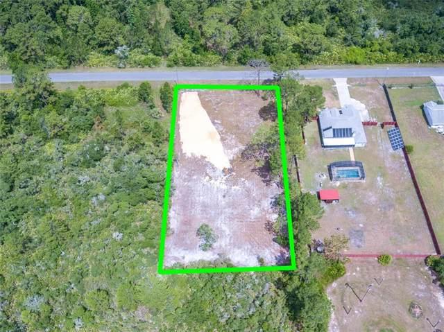 Tamarac Street Vacant Land Street, Eustis, FL 32736 (MLS #O5950944) :: The Robertson Real Estate Group