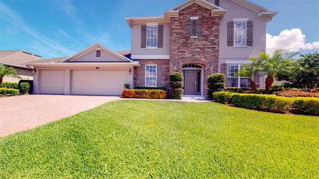 1283 Lattimore Drive, Clermont, FL 34711 (MLS #O5950964) :: CGY Realty
