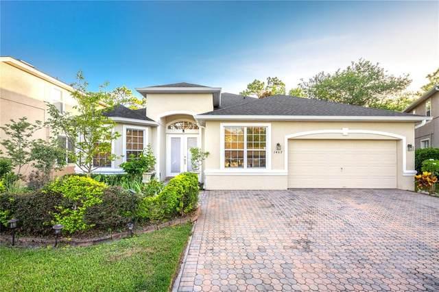 1467 Amaryllis Circle, Orlando, FL 32825 (MLS #O5951078) :: Dalton Wade Real Estate Group