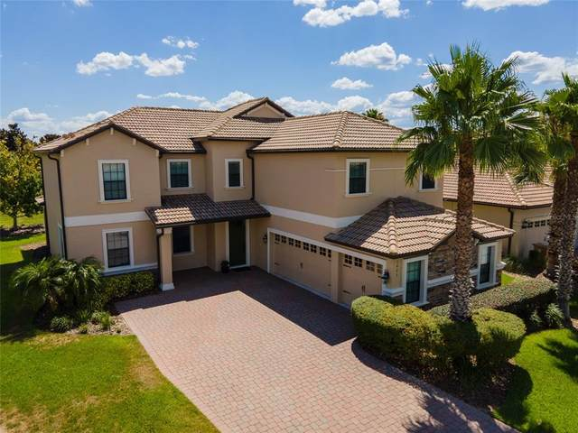 1425 Deuce Circle, Davenport, FL 33896 (MLS #O5951093) :: Cartwright Realty