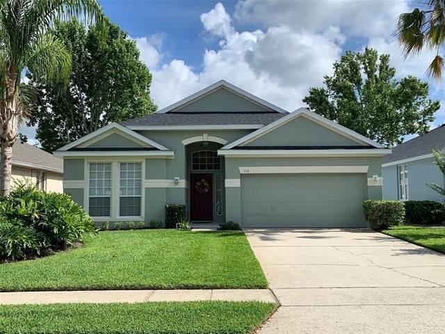 110 Brassington Drive, Debary, FL 32713 (MLS #O5951195) :: Your Florida House Team