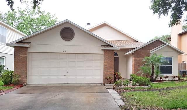 73 Abbey Hollow Drive, Apopka, FL 32712 (MLS #O5951275) :: Zarghami Group