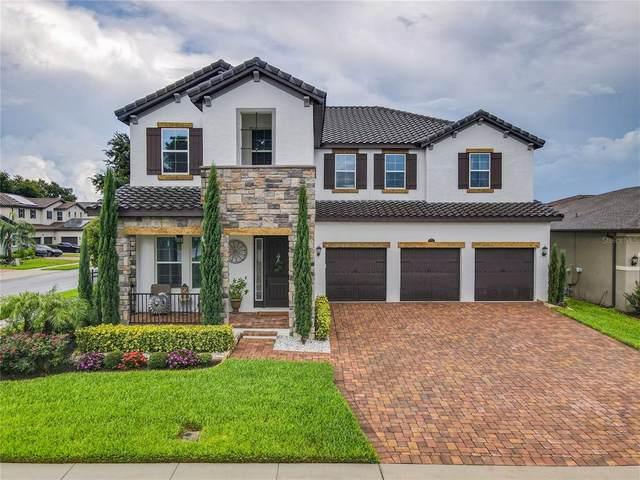 1734 Amsel Falls Park Terrace, Winter Garden, FL 34787 (MLS #O5951325) :: Zarghami Group