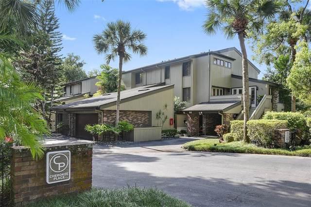 578 S Osceola Avenue #12, Orlando, FL 32801 (MLS #O5951403) :: Kelli and Audrey at RE/MAX Tropical Sands