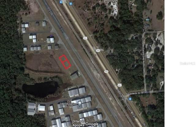 1321 Apopka Airport Road 104/105, Apopka, FL 32712 (MLS #O5951494) :: Zarghami Group