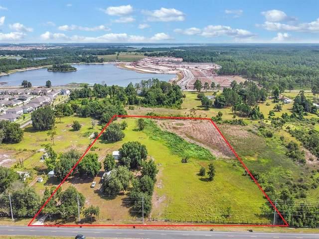 5631 Leon Tyson Road, Saint Cloud, FL 34771 (MLS #O5951539) :: Coldwell Banker Vanguard Realty