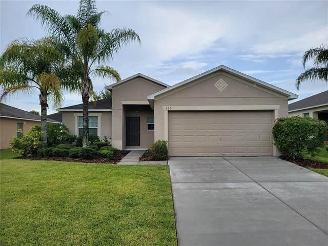 320 Bella Rosa Circle, Sanford, FL 32771 (MLS #O5951586) :: Everlane Realty