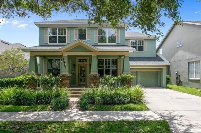 9828 Cypress Pine Street, Orlando, FL 32827 (MLS #O5951670) :: GO Realty