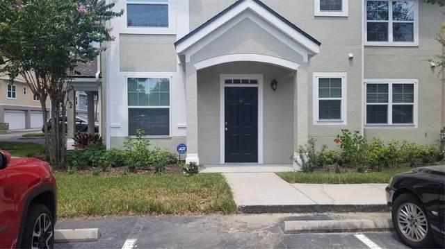 3353 Westchester Square Boulevard #103, Orlando, FL 32835 (MLS #O5951679) :: The Light Team