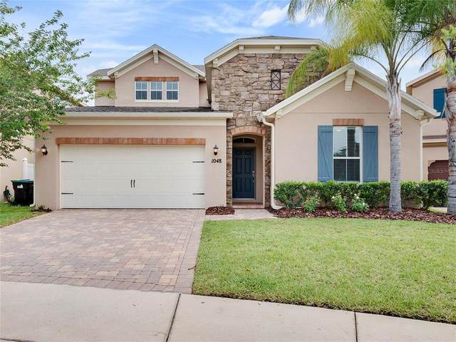 1048 Fountain Coin Loop, Orlando, FL 32828 (MLS #O5951753) :: GO Realty