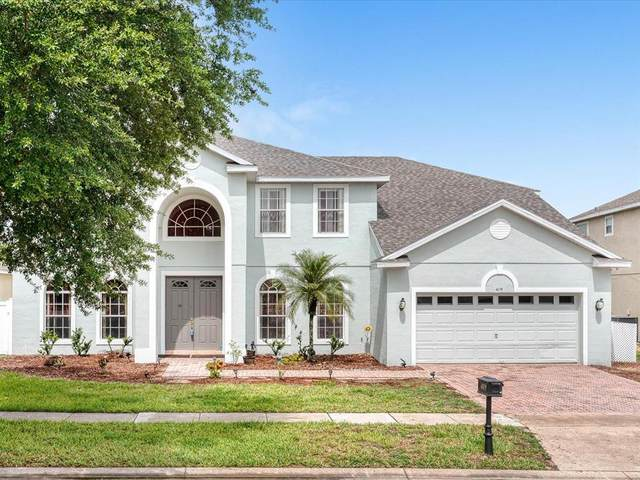 419 Birkdale St, Davenport, FL 33897 (MLS #O5951966) :: Zarghami Group