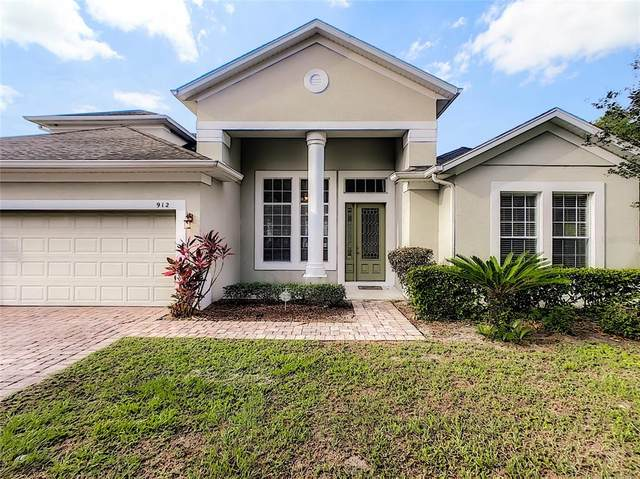 912 Hire Circle, Ocoee, FL 34761 (MLS #O5951971) :: Everlane Realty