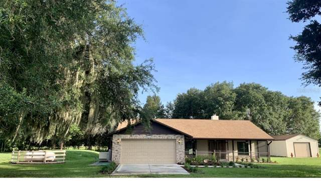 2912 Carter Jones Road, Groveland, FL 34736 (MLS #O5952018) :: Gate Arty & the Group - Keller Williams Realty Smart