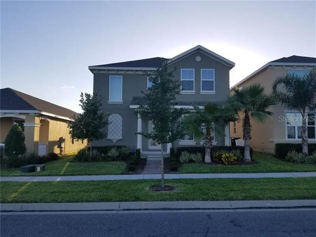 8026 Wood Sage Drive, Winter Garden, FL 34787 (MLS #O5952022) :: The Home Solutions Team | Keller Williams Realty New Tampa