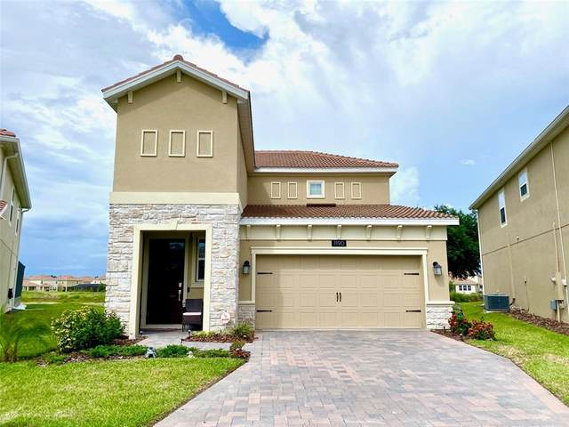 1190 Trappers Trail Loop, Davenport, FL 33896 (MLS #O5952113) :: Coldwell Banker Vanguard Realty