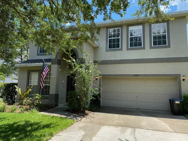 8363 Baywood Vista Drive, Orlando, FL 32810 (MLS #O5952166) :: Griffin Group