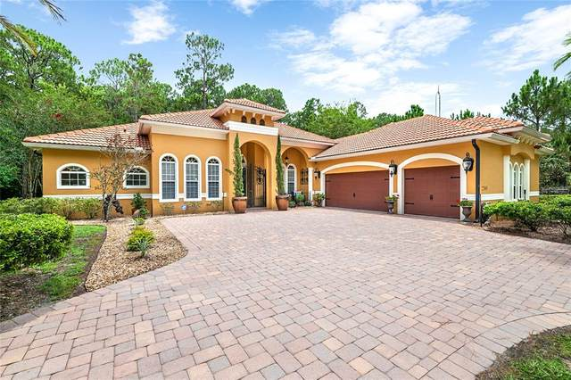 2360 Thacker Trail, Kissimmee, FL 34747 (MLS #O5952180) :: Burwell Real Estate