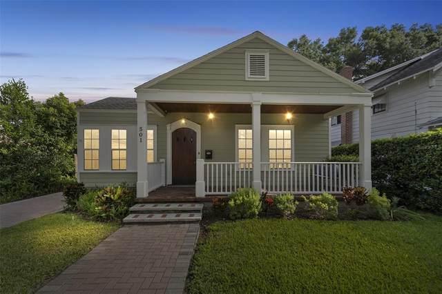 501 E Harwood Street, Orlando, FL 32803 (MLS #O5952222) :: Zarghami Group