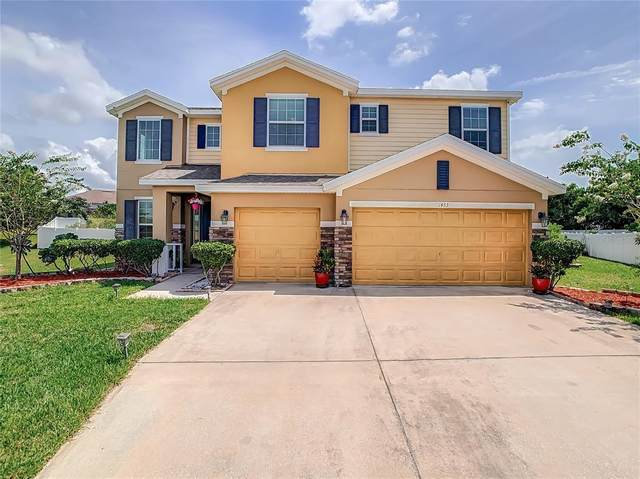 1453 Daystar Lane, Deltona, FL 32725 (MLS #O5952232) :: Coldwell Banker Vanguard Realty