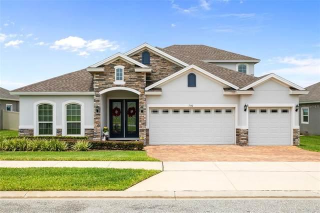 2160 Lula Road, Minneola, FL 34715 (MLS #O5952327) :: Gate Arty & the Group - Keller Williams Realty Smart