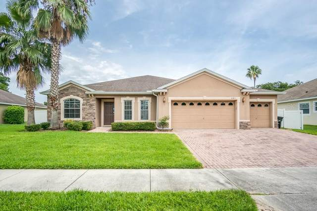 841 Bainbridge Loop, Winter Garden, FL 34787 (MLS #O5952352) :: Everlane Realty