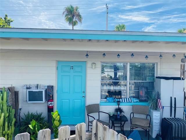 490 S Orlando Avenue #17, Cocoa Beach, FL 32931 (MLS #O5952397) :: The Nathan Bangs Group