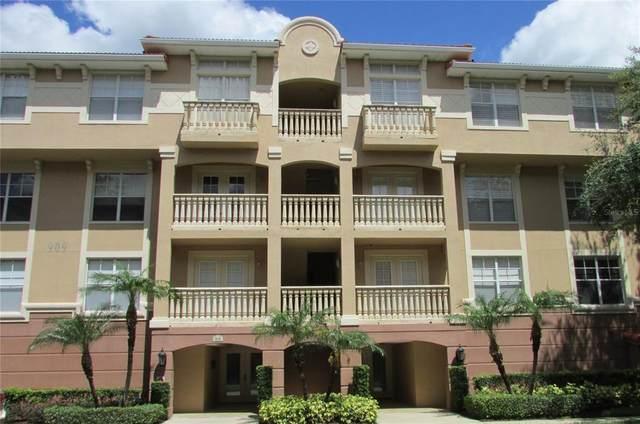 909 Lotus Vista Drive #202, Altamonte Springs, FL 32714 (MLS #O5952410) :: Sarasota Property Group at NextHome Excellence