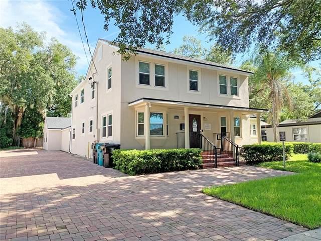 1511 E Robinson Street, Orlando, FL 32801 (MLS #O5952487) :: Realty Executives