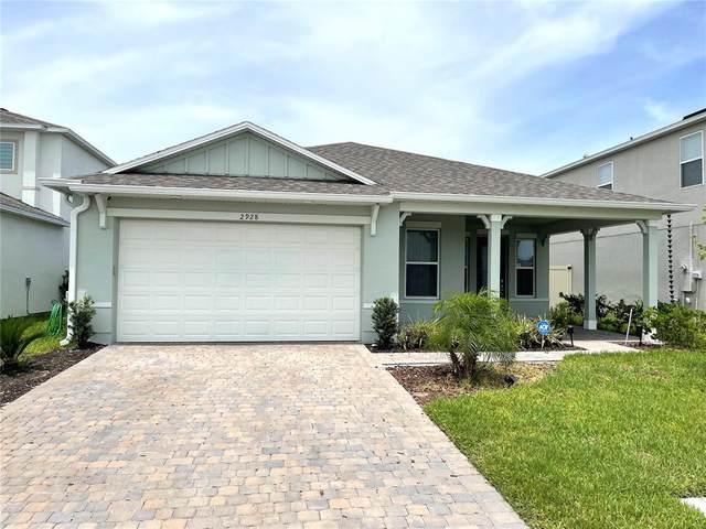 2928 Ponce Crest Drive, Saint Cloud, FL 34772 (MLS #O5952521) :: Burwell Real Estate