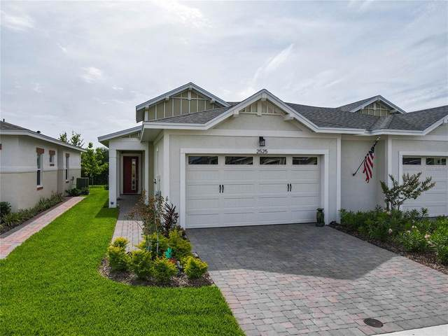 2525 Yellow Brick Road, Saint Cloud, FL 34772 (MLS #O5952525) :: Burwell Real Estate