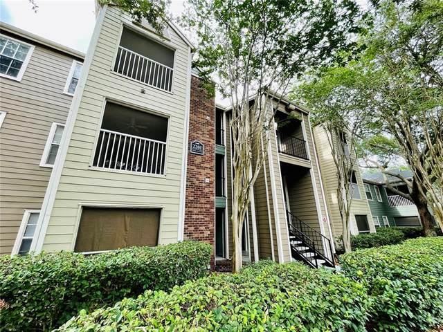 2201 Metropolitan Way #1427, Orlando, FL 32839 (MLS #O5952565) :: Florida Real Estate Sellers at Keller Williams Realty