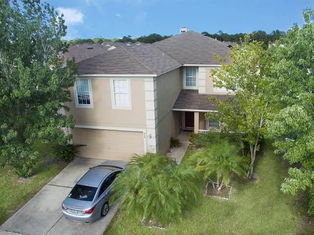 809 Battery Pointe Drive, Orlando, FL 32828 (MLS #O5952575) :: GO Realty