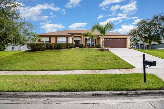627 Hearthglen Boulevard, Winter Garden, FL 34787 (MLS #O5952624) :: GO Realty